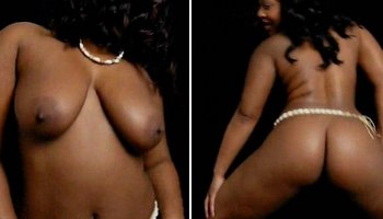 Big black woman nude – 2
