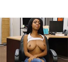 Busty black women