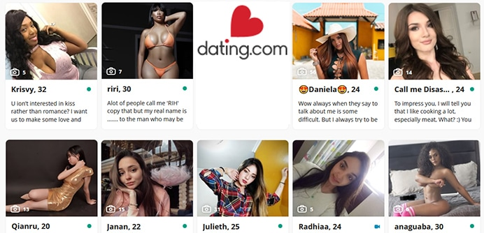 Dating.com | Best singles honeys worldwide